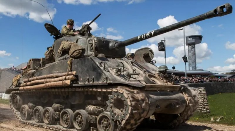 Tank Museum VE Celebrations May 2020