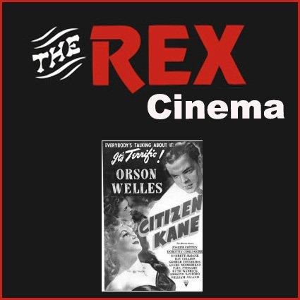 Citizen Kane at Wareham's Rex Cinema 18th July