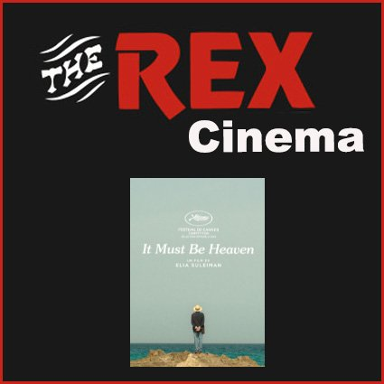 It Must Be Heaven is showing at Wareham Rex Cinema July 2021