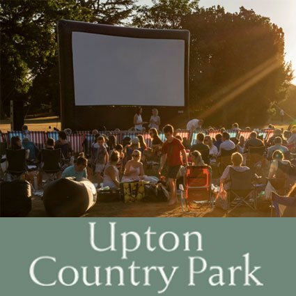 Upton Country Park Open Air Cinema Summer 2021