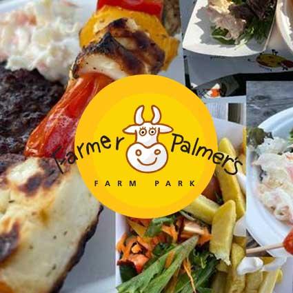 Summer BBQs at Farmer Palmer's near Wareham this August 2021