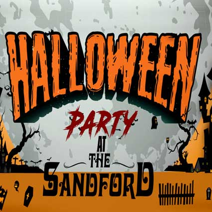 Sandford Halloween Party 29 October 2021