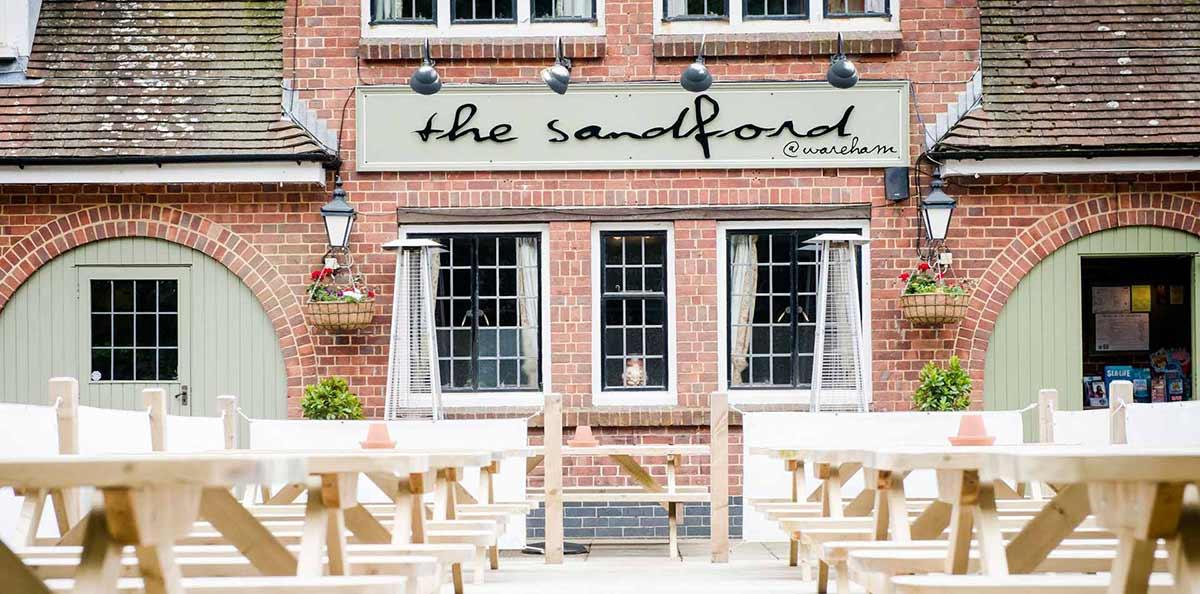 The Sandford Pub