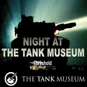Tank Museum Night at the Museum on the 22 October 2021 near Wareham