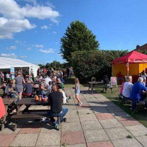 Sandford-pub-garden