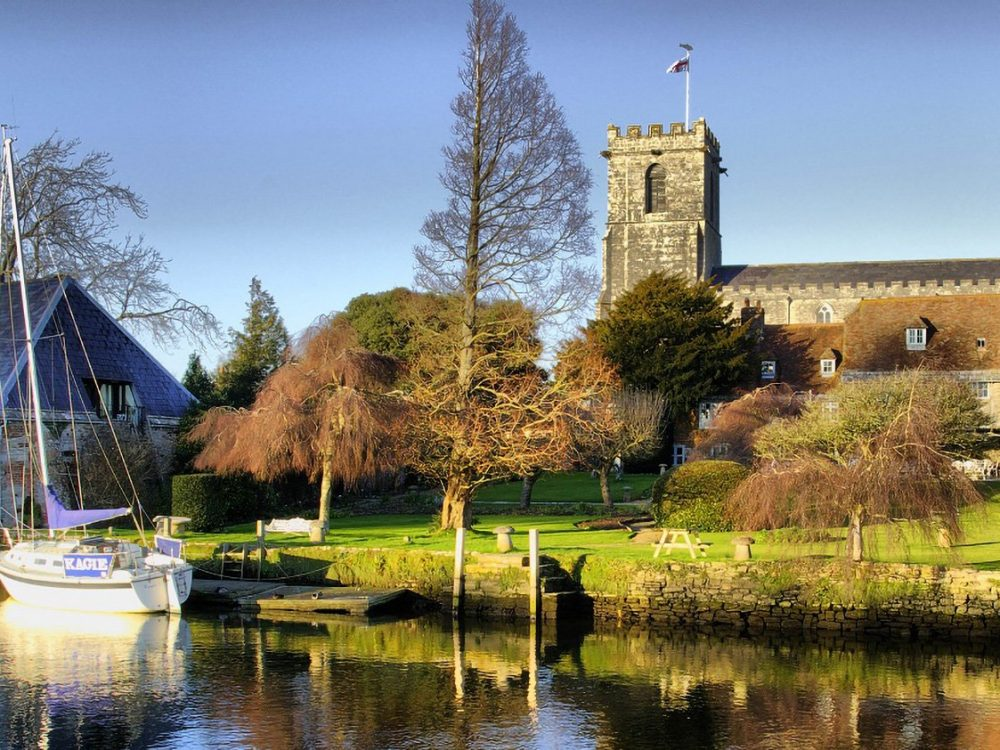 St-Michaels-church-&-river